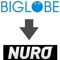 BIGLOBEモバイルからnuroモバイルへ